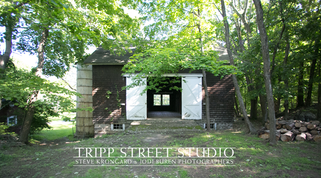 The studio at Tripp Street Studio